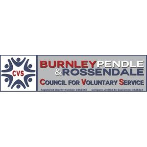 burnley, pendle and rossendale council for voluntary service logo